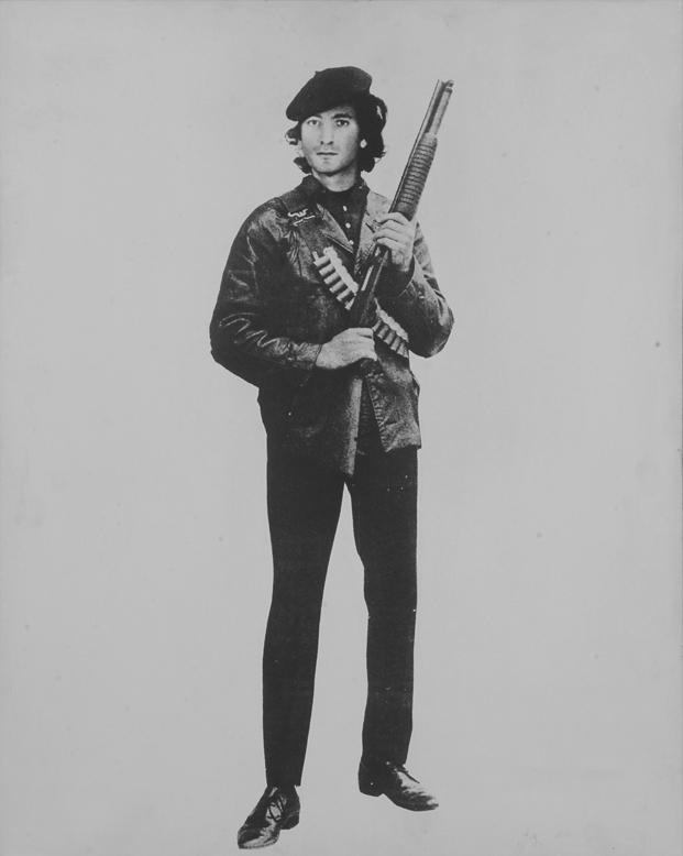 12 autoritratti, 1969, fotografia, 48 x 38 cm