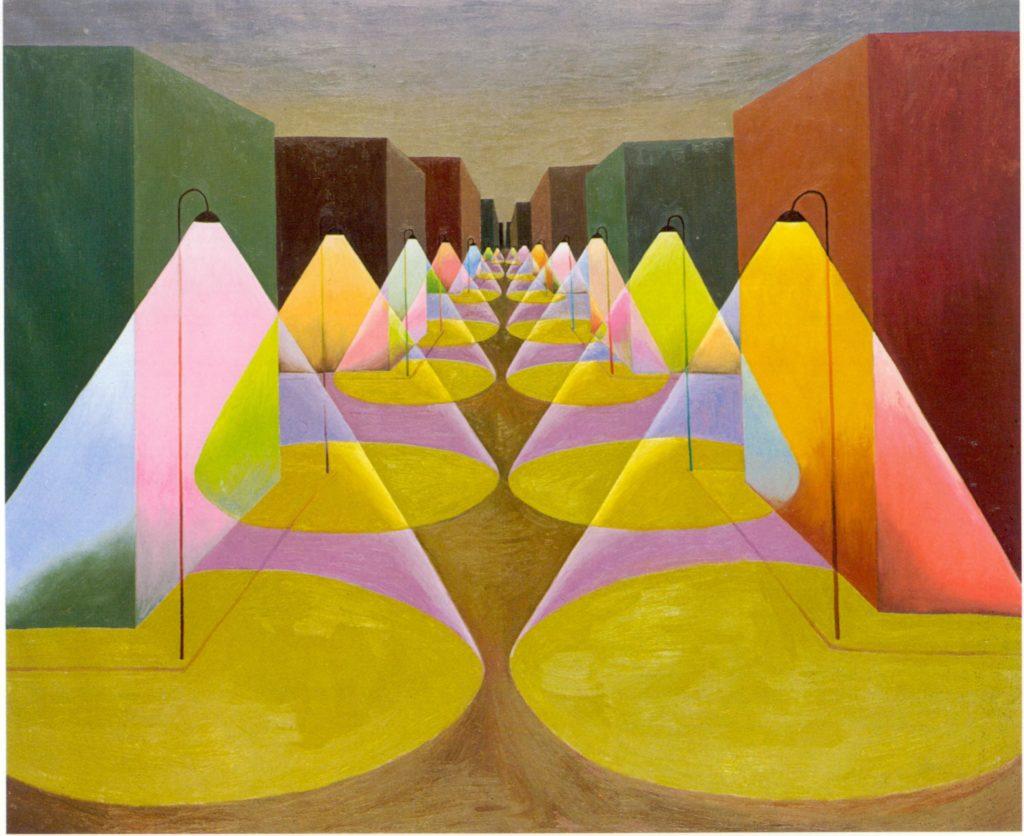 Senza titolo, 1980-81, 200 x 245 cm