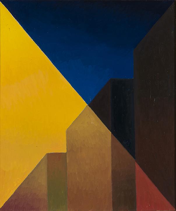 Paesaggio, 1986